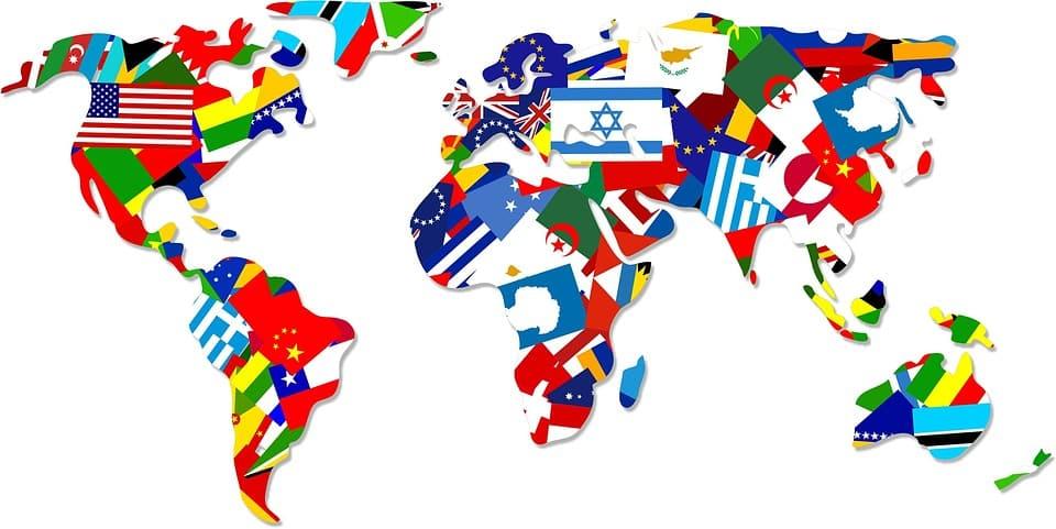 Quiz : Saurez-vous trouver à quels pays appartiennent ces drapeaux ?