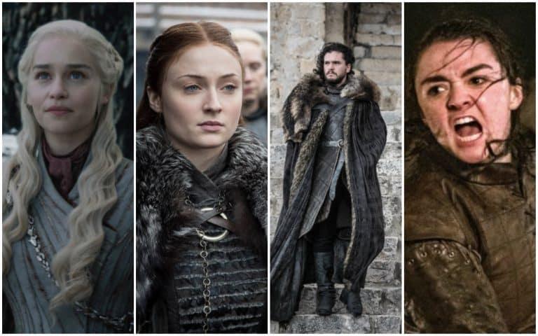 Game of Thrones c'est fini : découvrez qui siège sur le trône de fer