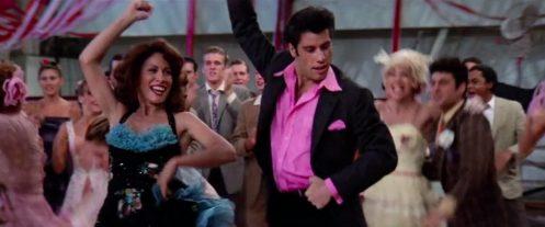 Grease concours de danse