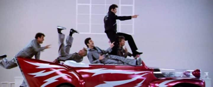Grease voiture