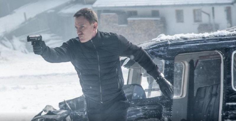 James Bond : Daniel Craig blessé, le tournage du film suspendu