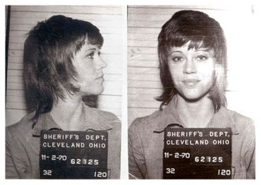Jane fonda prison