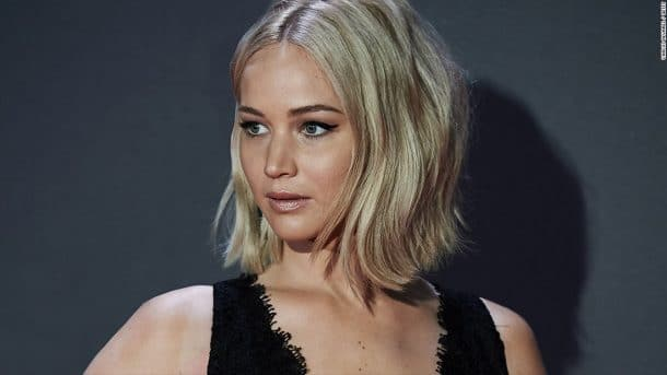 Jennifer Lawrence plus sublime que jamais pour ses fiançailles avec Cooke Maroney