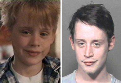 Macauley Culkin prison