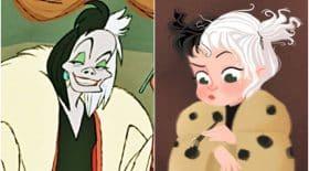 Méchantes Disney