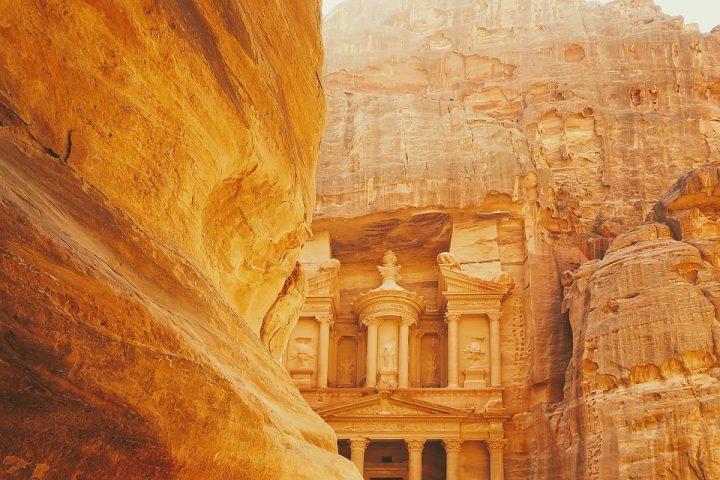 Petra tourisme de masse