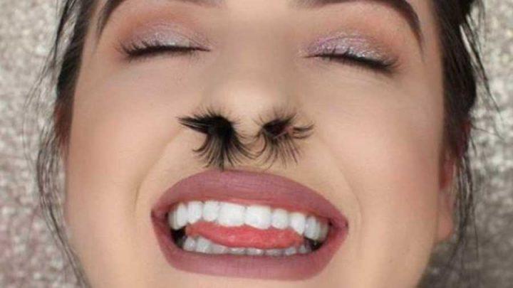 extensions poils de nez narines