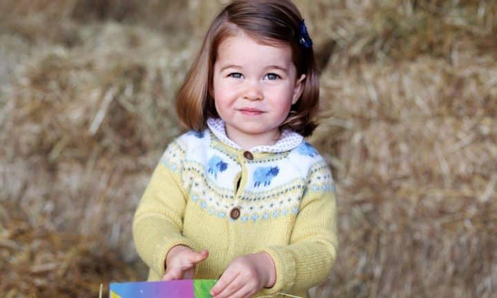 Des portraits magnifiques de la princesse Charlotte
