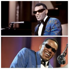 Ray Charles et Jamie fox