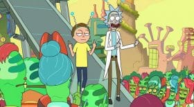 is rick and morty in 4k on netflix