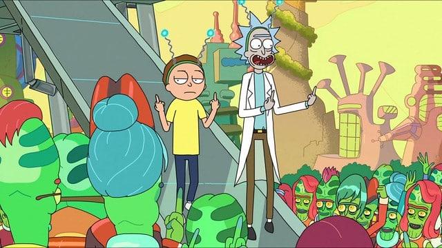 La date de la quatrième saison de la série «Rick et Morty» est connue !