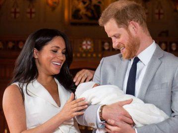 Un journaliste dérape en parlant du bébé de Meghan Parkle et du Prince Harry