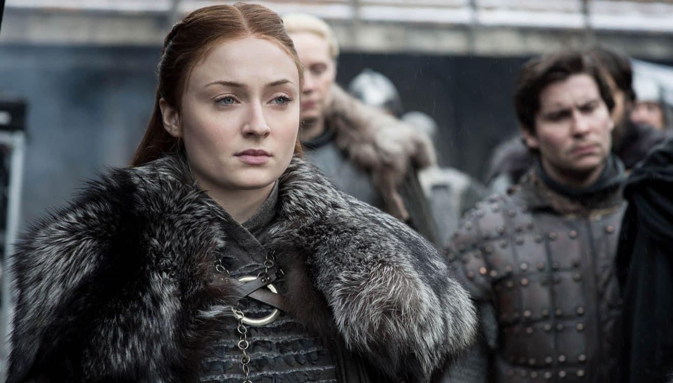 Game of Thrones : attendez-vous à souffrir lors de l'épisode final d'après Sophie Turner