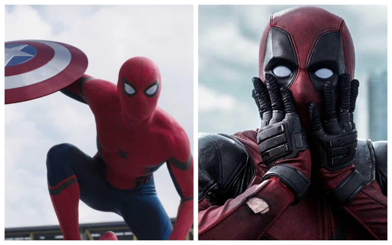 Et si deadpool et spider man taient r unis dans un seul - Et spider man ...
