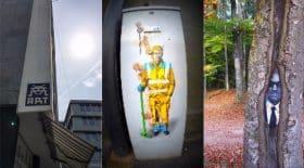 Street art suisse