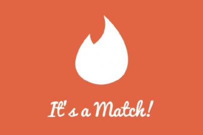 Tinder its a match
