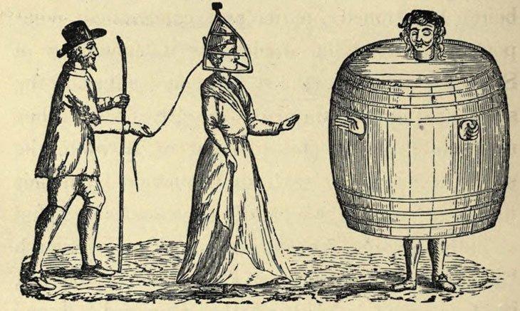 Les 10 pires techniques de torture réservées aux femmes au Moyen-Âge