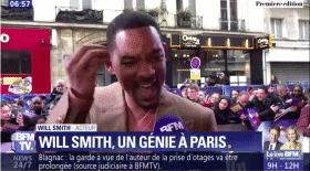 Will Smith génie