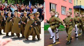 Younarmia mouvement de jeunesse militaire russe
