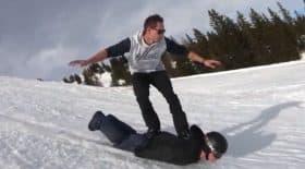 zap snowboard
