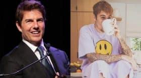 Justine Bieber Tom Cruise