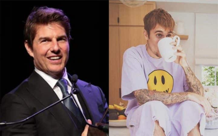 Justin Bieber veut se mesurer à Tom Cruise