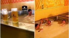 brasserie piscine