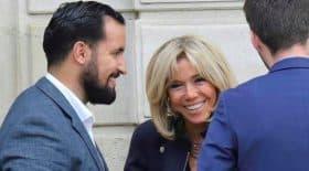 Brigitte Macron Alexandre Benalla