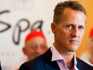 Des nouvelles rassurantes au sujet de Michael Schumacher