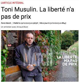 Musulin Paris Match