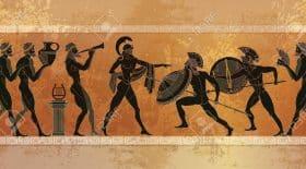 mytholgie grecque