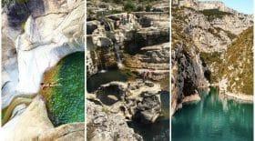 Plus beaux endroits pour se baigner