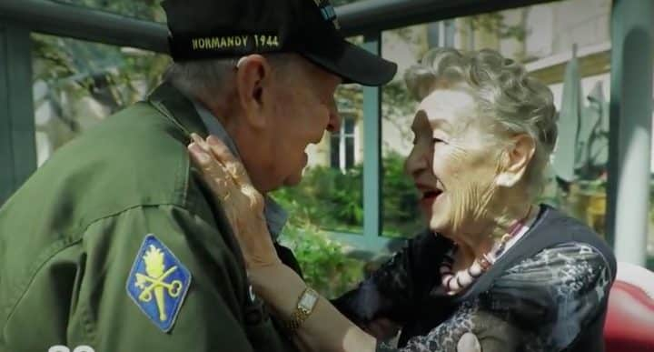 Retrouvailles vétérans