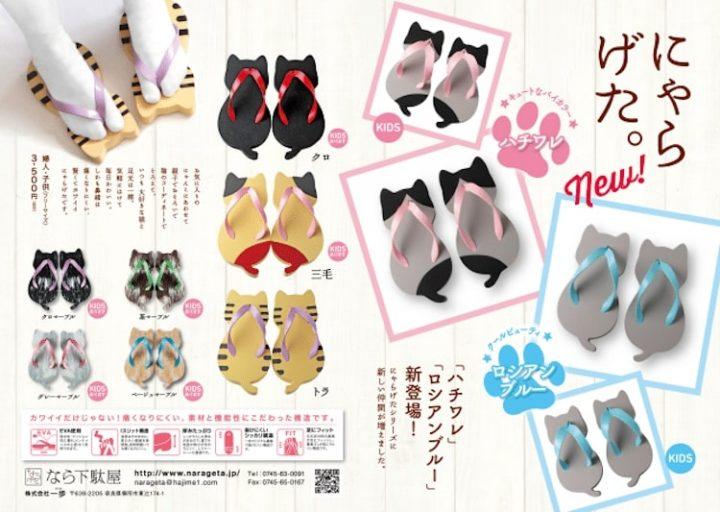 sandale chats