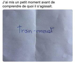 train mouet