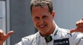 Un espoir pour Michael Schumacher