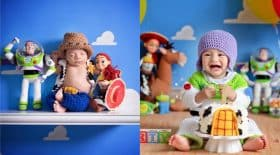 baby toy story