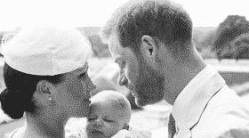 La colère des britanniques face au baptême d'Archie