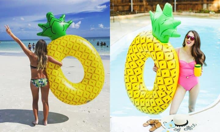 bouee ananas
