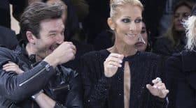 Les proches de Céline Dion inquiets