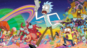 Concours Rick et Morty