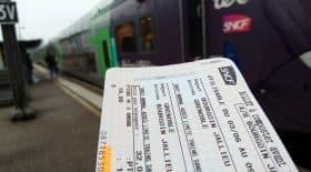 Votre billet de train à prix réduit