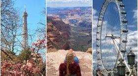 Instagram photos voyage