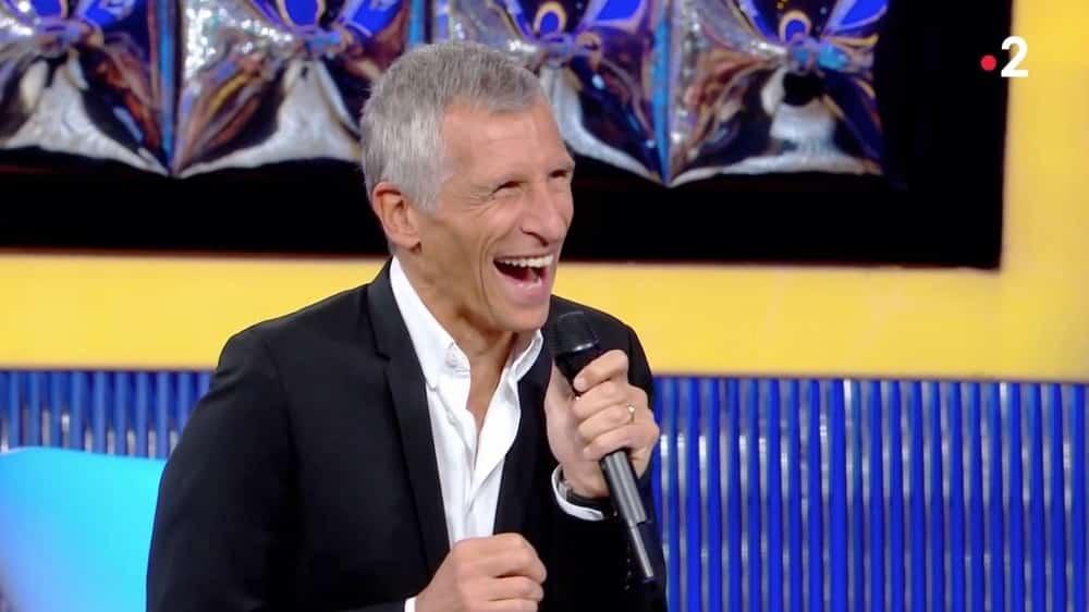 Nagui : l'énorme lapsus très coquin de Fabien dans N'oubliez pas les paroles qui le fait mourir de rire !