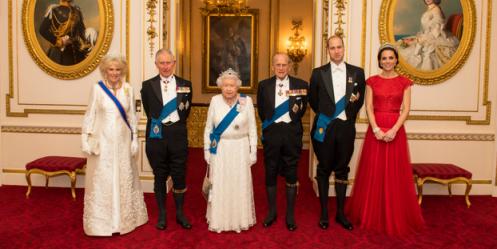 Abdication imminente de la reine Elizabeth II
