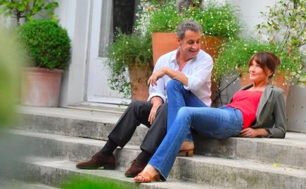 Sarkozy Bruni