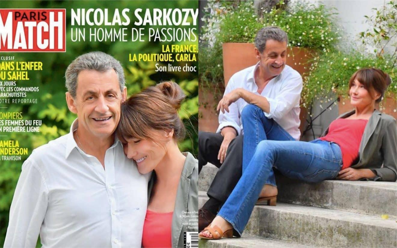 Paris Match Http Www Letribunaldunet Fr Wp Content Uploads 2019 07 Sarkozy Bruni Jpg