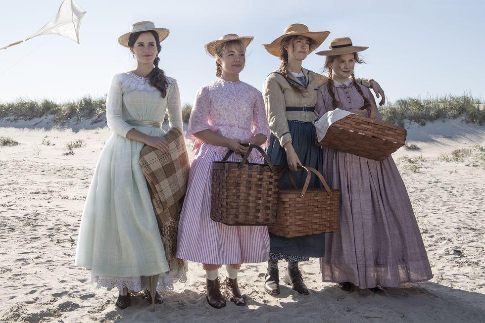 La bande annonce du film «Les Quatre filles du Docteur March» de Greta Gerwig est enfin là