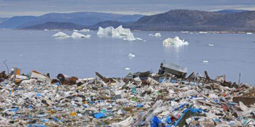 Arctique plastique