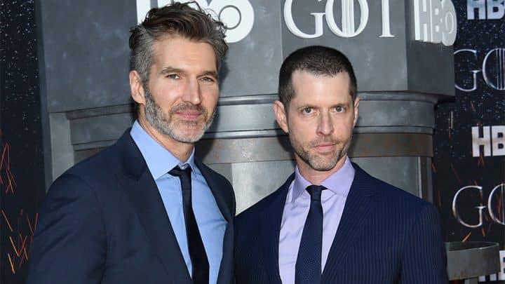 Netflix David Benioff et D.B Weiss